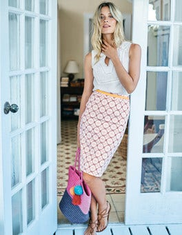 Modern Pencil Skirt WG700