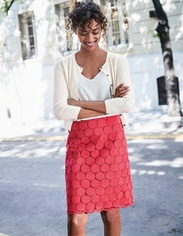 Arabella Lace Skirt
