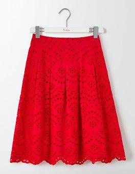 Snapdragon Isadora Broderie Skirt