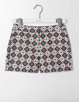 Dill Tile Print Richmond Shorts