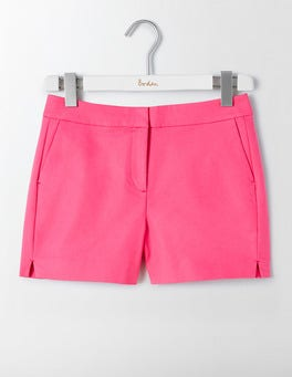Mid Pink Richmond Shorts