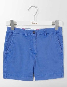 Santorini Blue Rachel Chino Shorts