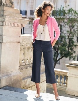 Richmond Wide Crop Trousers