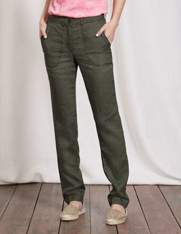 Marsh Coralie Linen Trousers