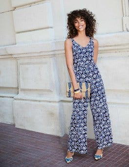 Ashley Jersey Jumpsuit