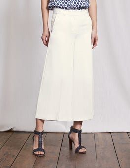 Ivory Nancy Culottes