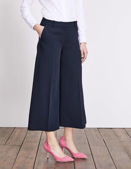Navy Nancy Culottes