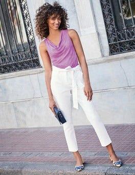 Natalia Tie Trousers
