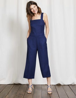 Imperial Blue Amanda Jumpsuit