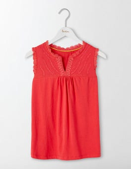 Strawberry Sundae Vitoria Jersey Top