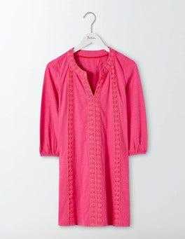 Mid Pink Xanthe Jersey Kaftan