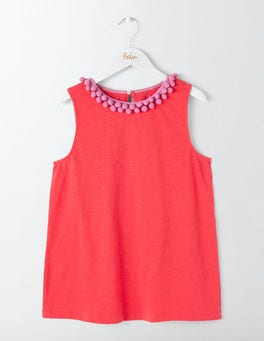 Strawberry Sundae Melody Jersey Tank