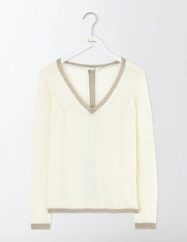 Ivory Alice Sweater