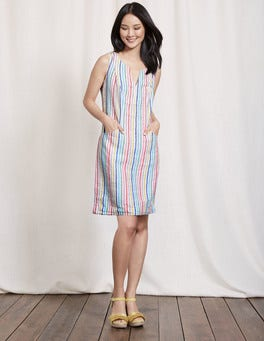 Candy Stripe Nathalie Dress