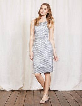 Powder Blue Patricia Dress