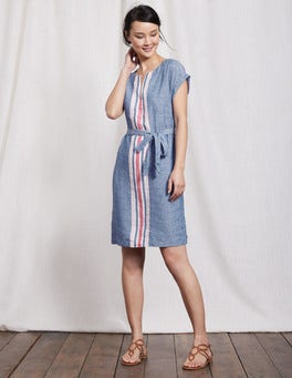 Santorini Multistripe Lucille dress