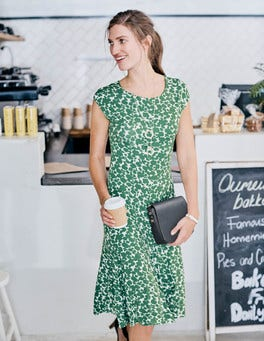 Avril Jersey Dress