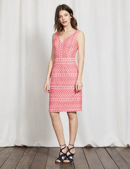 Coral Reef April Dress