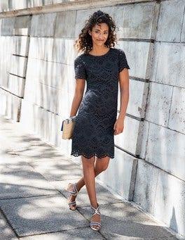 Isadora Broderie Dress