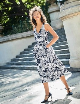 Vanda Broderie Dress