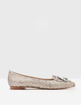 Chaussures plates Albertina