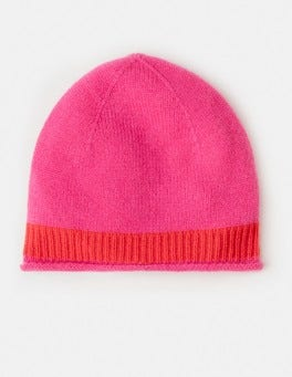 Party Pink Cashmere Hat