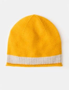 Saffron Cashmere Hat