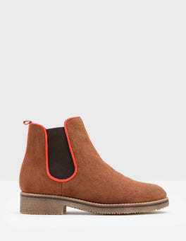 Tan Montpellier Ankle Boots