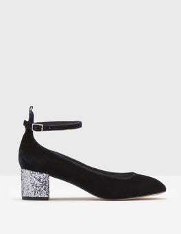 Catherine Mid Heel Pumps