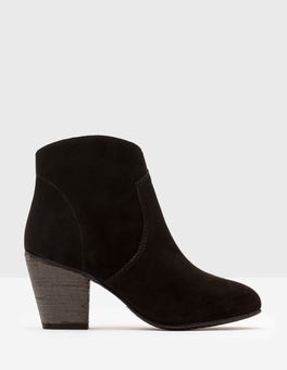 Black Boho Boots