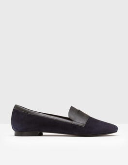 Suede Slipper Shoe
