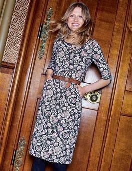 Jessie Jersey Dress