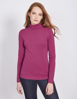 Essential Roll Neck Tee