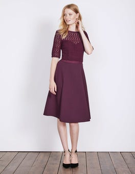 Black Forest Lisa Ponte Dress