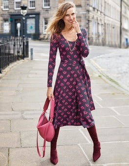 Silvia Jersey Dress