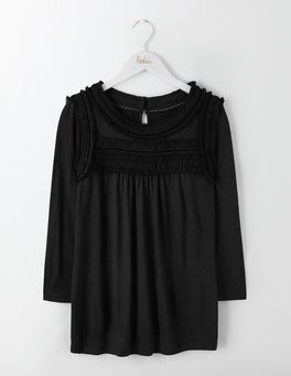 Black Wren Jersey Top