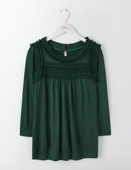 Emerald Night Wren Jersey Top