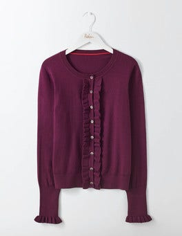 Black Forest Bernadette Cardigan