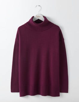 Blackforest Imogen Roll Neck Sweater
