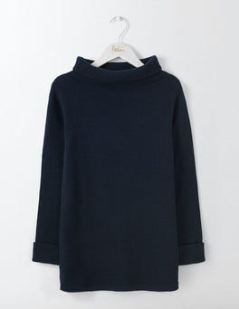 Navy Regina Sweater