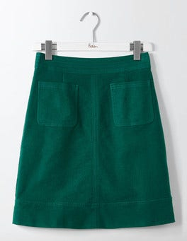 Deep Forest Dorchester Skirt