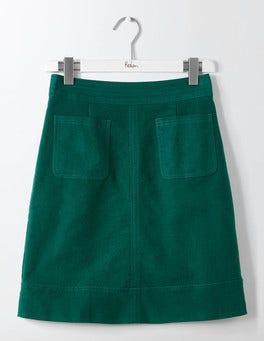 Deep Forest Dorchester Skirt