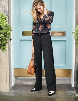 Charlbury Wide Leg Trousers