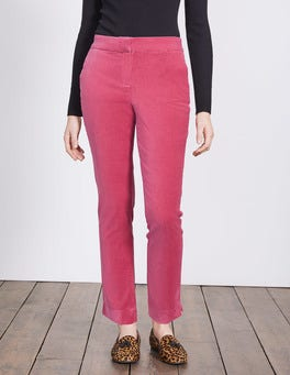 Rose Blossom Velvet Trousers