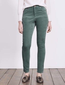 Heath Velvet Soho Skinny Jeans