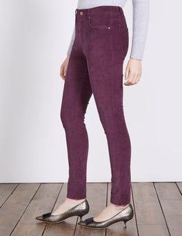 Blackforest Velvet Soho Skinny Jeans