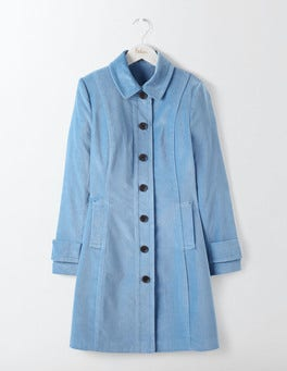 Coastal Retreat Keswick Velvet Coat