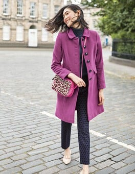 37840c1a7 Wool Coat at Boden