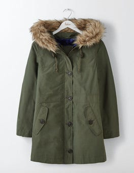 Fell Green Ravenglass Parka