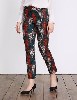 Ink Pot Wisteria Printed Party Pants